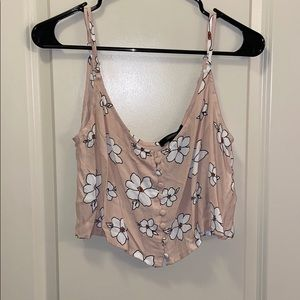 Never worn forever 21 top